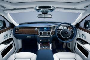 2021 Rolls-Royce Dawn Interior