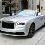 2021 Rolls-Royce Dawn Silver Bullet