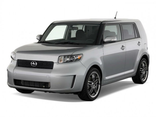 2021 Scion xD Exterior