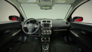 2021 Scion xD Interior