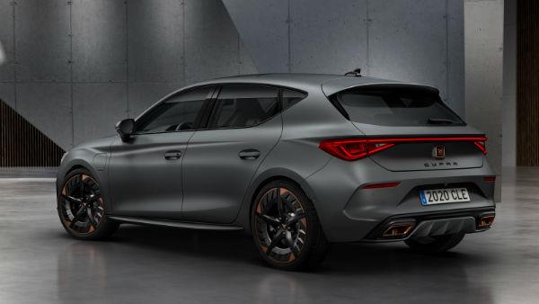 2021 Seat Cupra Hatchback