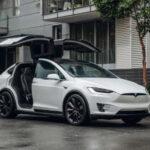 2021 Tesla Model Y Doors