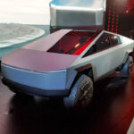 Cybertruck Tesla 2021