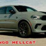 Dodge Durango 2021 SRT Hellcat