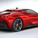 Ferrari SF90 Stradale 2021 Spider
