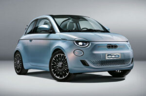 Fiat 500 2021 Electric