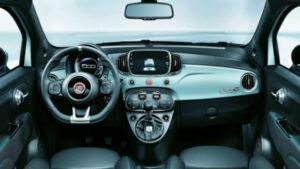 Fiat 500 2021 Interior