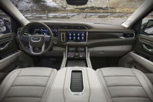 GMC Yukon 2021 Interior