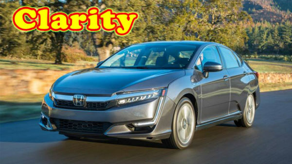 Honda 2021 Clarity