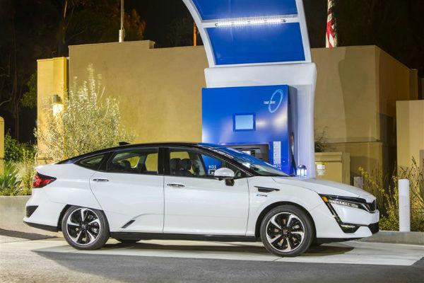 Honda Clarity 2021 Fuel Cell
