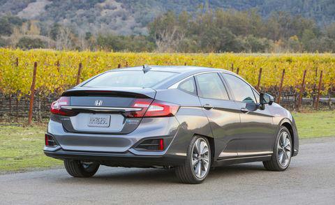Honda Clarity 2021 Hybrid