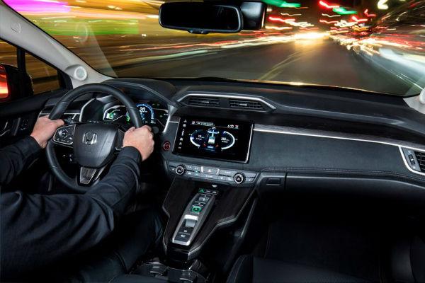 Honda Clarity 2021 Interior