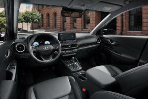 Hyundai Kona 2021 Interior