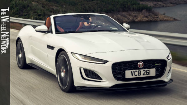 Jaguar F-Type 2021 Convertible