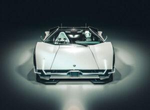 Lamborghini 2021 Countach Concept