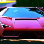 Lamborghini Countach Modernized
