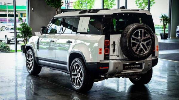 Land Rover 2021 Defender