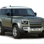 Land Rover Defender 2021 India