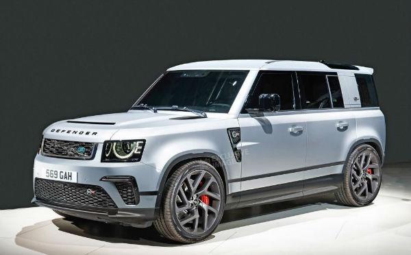 Land Rover Defender 2021 V8