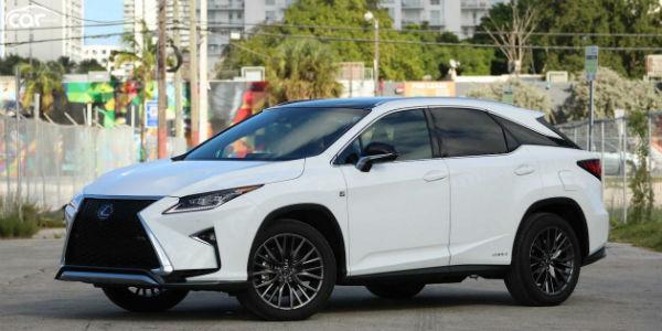 Lexus RX 450 2021