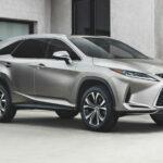 Lexus RX L 2021