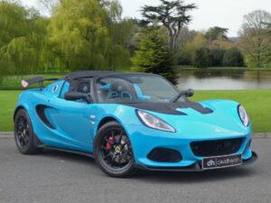 Lotus Elise 2021