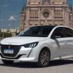 Peugeot 208 Allure 2021