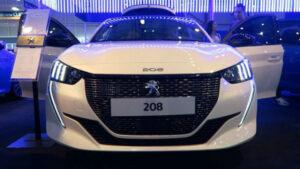 Peugeot 208 GT 2021