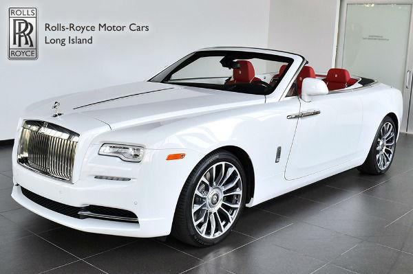 Rolls-Royce Dawn 2021 Convertible