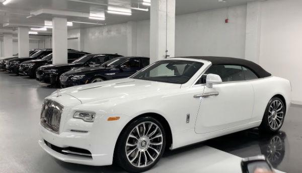 Rolls-Royce Dawn 2021