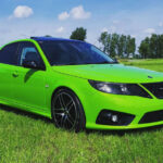 Saab 9 3 Modified