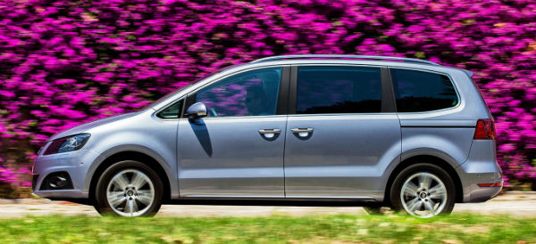 Seat Alhambra Neues Modell 2021