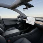 Tesla Model Y 2021 Interior