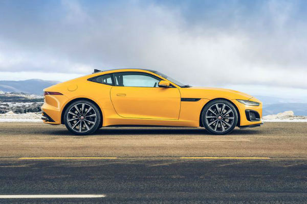 2021 Jaguar F-Type Luxury Sport Coupe