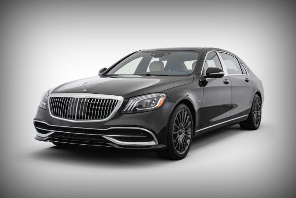2021 Maybach S650 Black