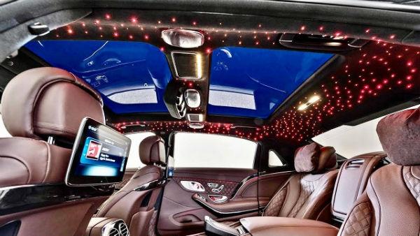 2021 Maybach S650 Interior