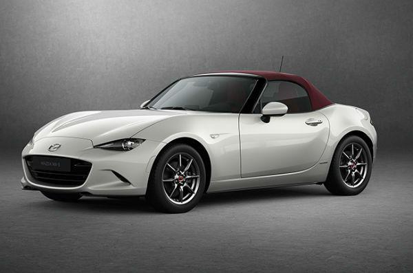 2021 Mazda MX 5 100th Anniversary Edition