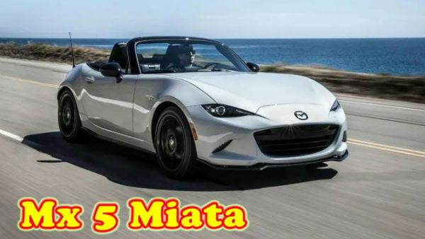 2021 Mazda Miata