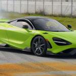 2021 McLaren 765LT Green
