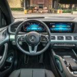 2021 Mercedes-Benz GLE-Class Interior