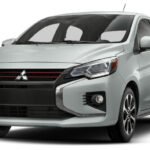 2021 Mitsubishi Mirage Carbonite Edition