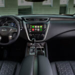 2021 Nissan Murano Platinum Interior