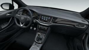 2021 Opel Astra Interior