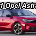 2021 Opel Astra OPC HB