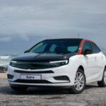 2021 Opel Astra OPC Model