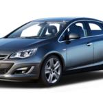 2021 Opel Astra Sedan