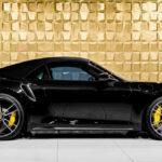 2021 Porsche 911 Turbo S Cabrio