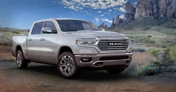 2021 RAM 1500 Limited Longhorn Edition