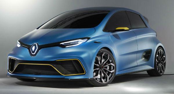 2021 Renault Clio Electric