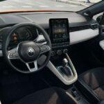 2021 Renault Clio Interior